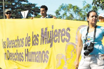 Managua:Despenalizacion